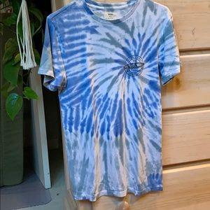 Vans- tie dye spiral Premium T